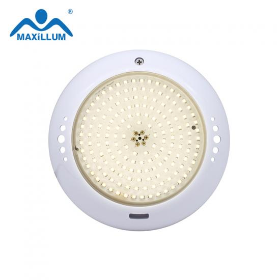 warm white wall mounted pool light