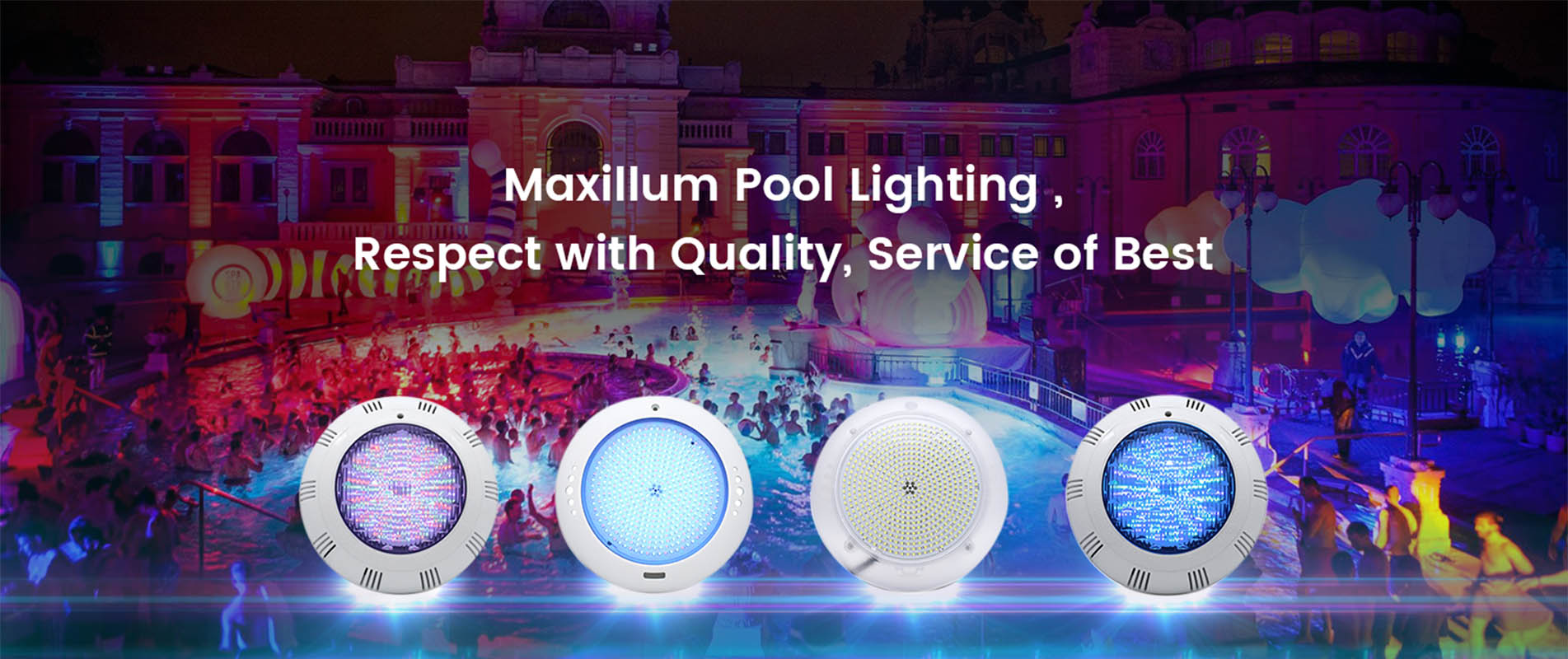 Swimming Pool Light Manufacturer